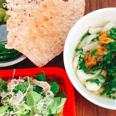 Cô Tâm – Mì Quảng Quảng Nam