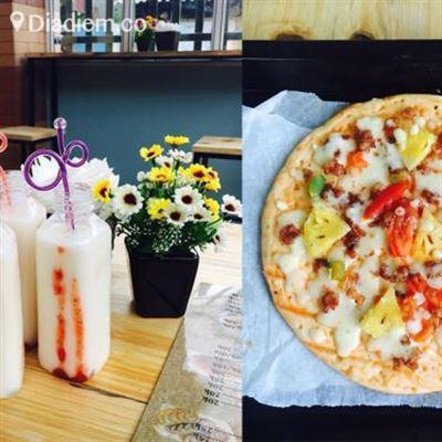 Greentea – Trà Sữa & Pizza