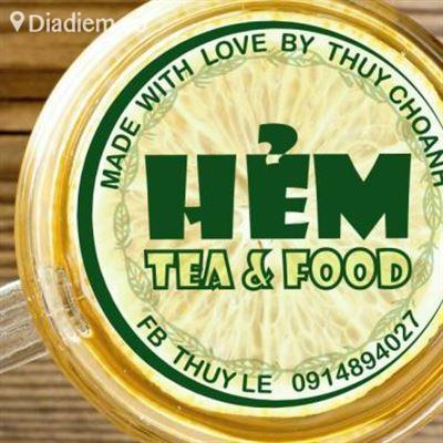 HẺM Tea & Food – Shop Online