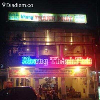 Khang Thành Phát – Quán Ăn Gia Đình
