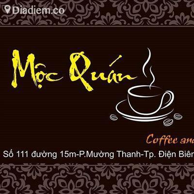 Mộc Quán Cafe – Điện Biên Phủ