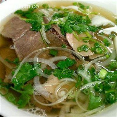 Phở Giang – Nguyễn Trãi
