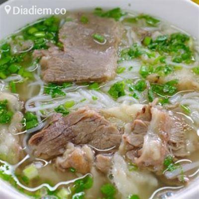 Phở Tứ Xuyên 2 – Nguyễn Thái Học