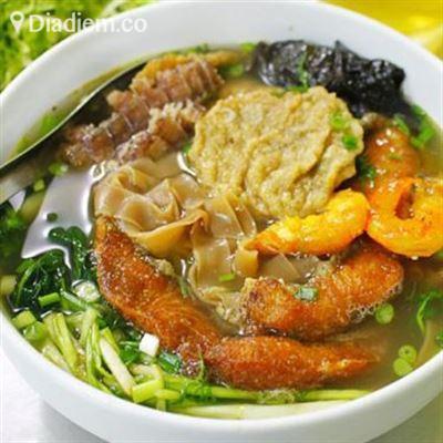 Quán Duyên  – Bánh Đa Cá Rô, Bún Cá Rô & Bún Chả Cá