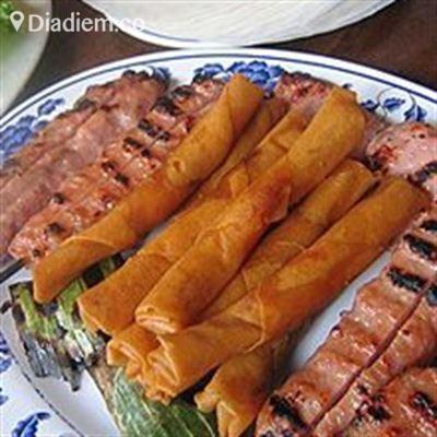 Quán Nem Ninh Hòa – Lê Hồng Phong