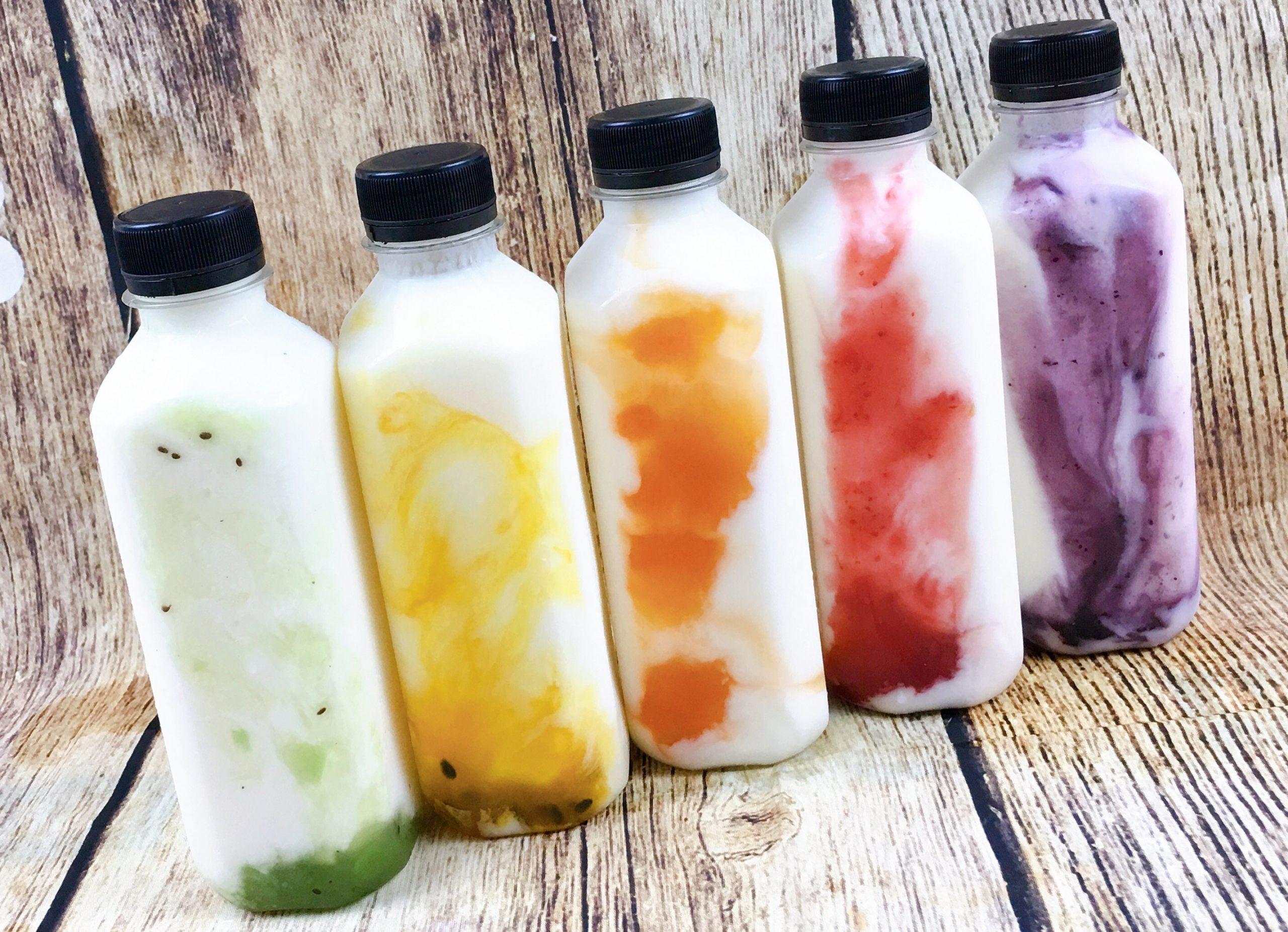 Cách làm sữa chua uống đơn giản siêu ngon