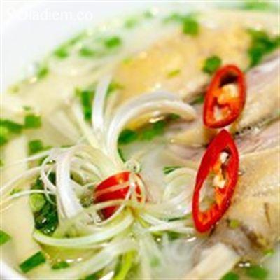 Tiệm Ăn 63 Cao Thắng – Gà Ta