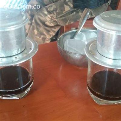 Tiếng Thời Gian Cafe – Tây Sơn