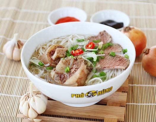 Top 5 quán phở ngon nổi tiếng ở quận 1, Sài Gòn