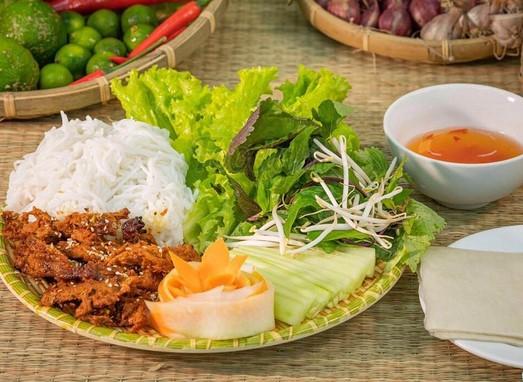 Top 10 quán bún chả nướng ngon nhất ở Vinh, Nghệ An