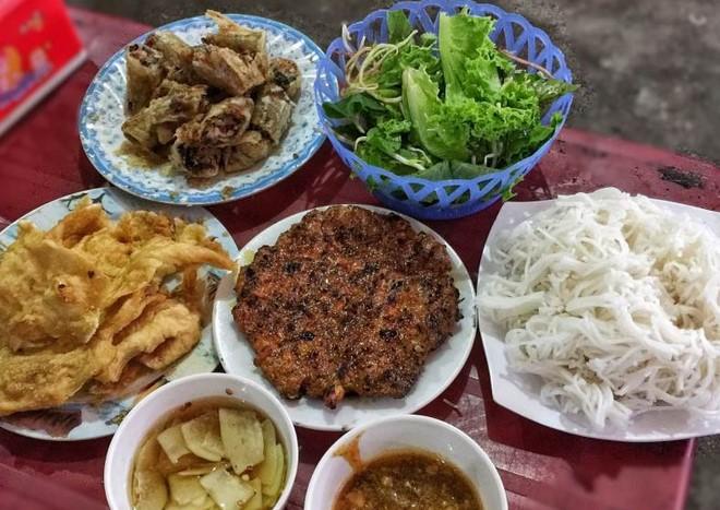 Top 10 quán bún chả nướng ngon nhất ở Vinh, Nghệ An – Phần 1 – monmientrung.com