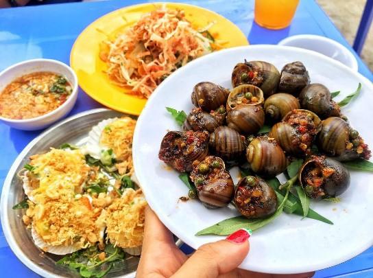 Top 10 quán ốc ngon rẻ nhất quận Bình Thạnh, Tp HCM