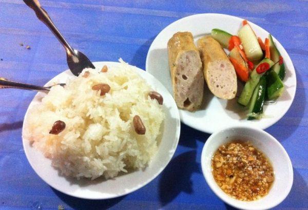 Top 10 Quán xôi ngon nhất ở TP Vinh, Nghệ An