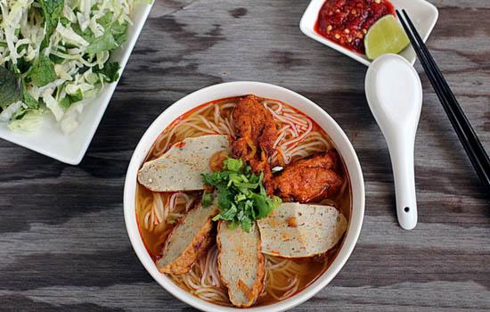 Bún Chả Cá – Món ăn thơm ngon nức tiếng của người dân Đà Nẵng