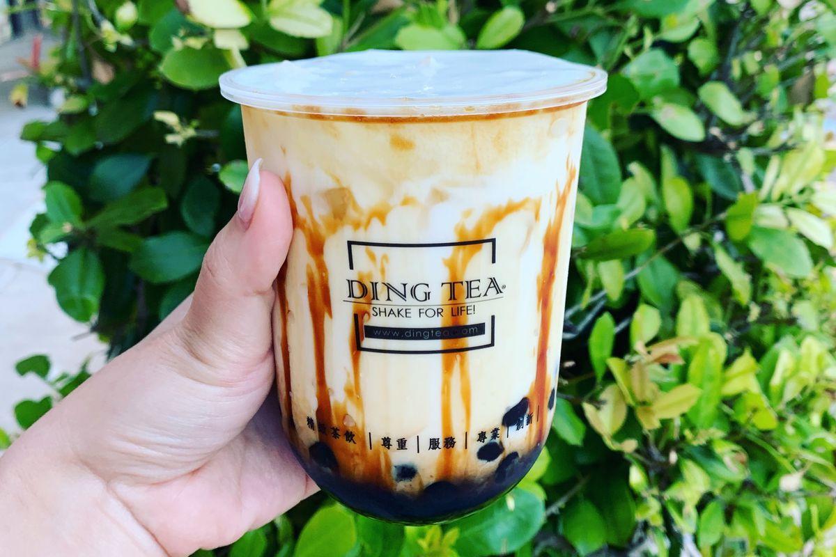 7 Quán trà sữa nhất định phải check in ở quận Hoàng Mai, Tp Hà Nội
