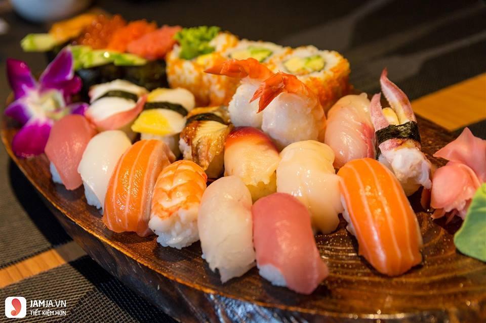 Rụng Rời Với 6 Địa Chỉ Sushi Ngon Nhất Quận Bình Thạnh, Tp. HCM