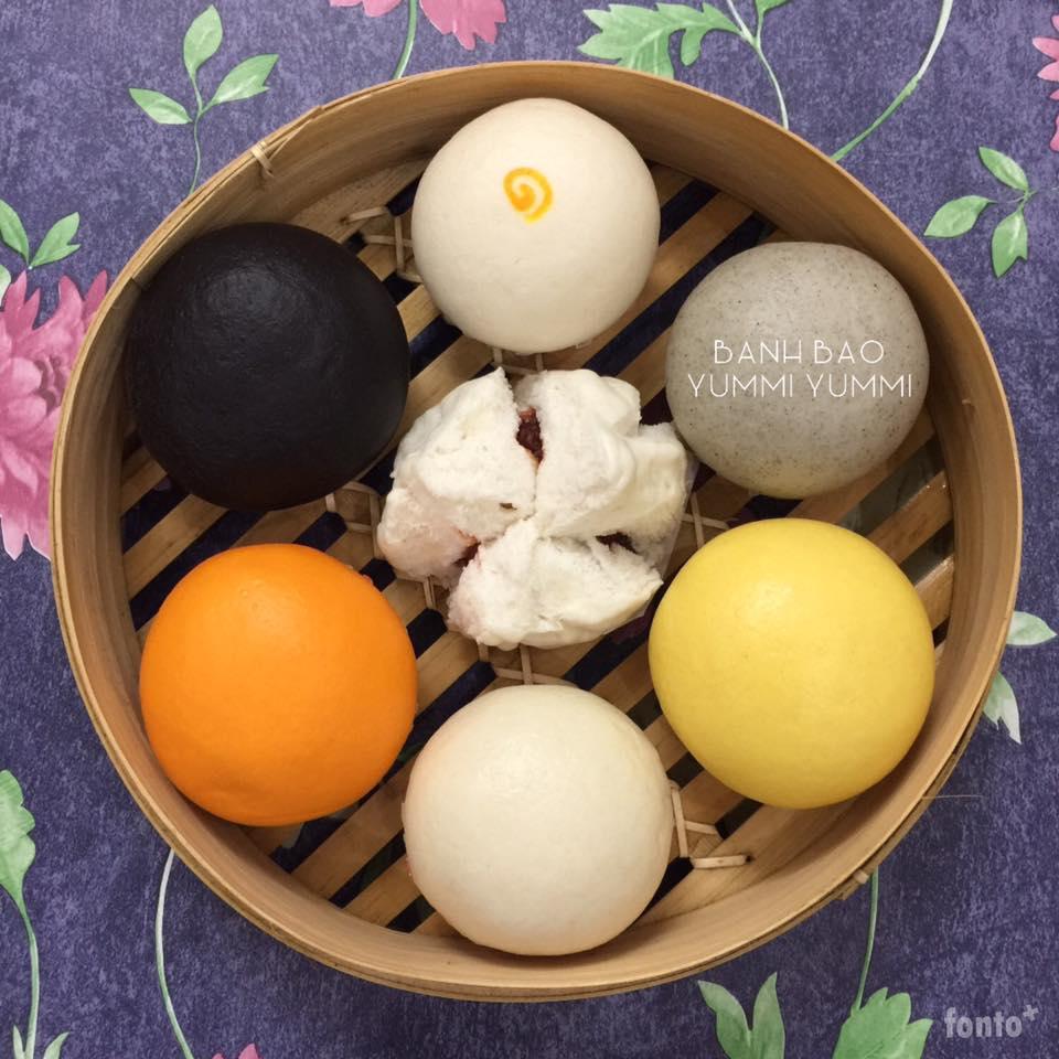 Mách bạn 8 địa chỉ bán bánh bao trứng muối ngon tại Hà Nội