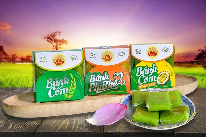 Bánh Cốm Bảo Minh