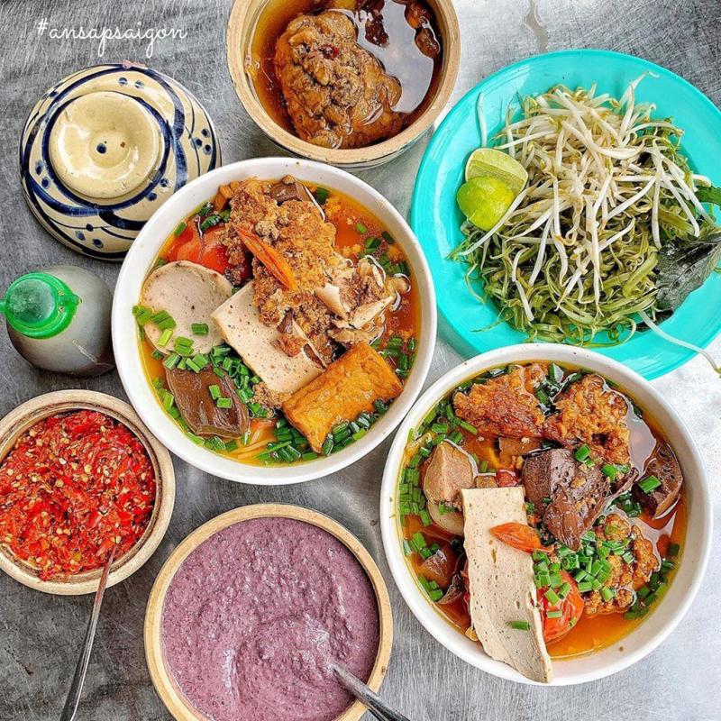 Mê mẩn với Top 8 quán Bún riêu ngon nhức nách tại Quận 11, Tp. Hồ Chí Minh