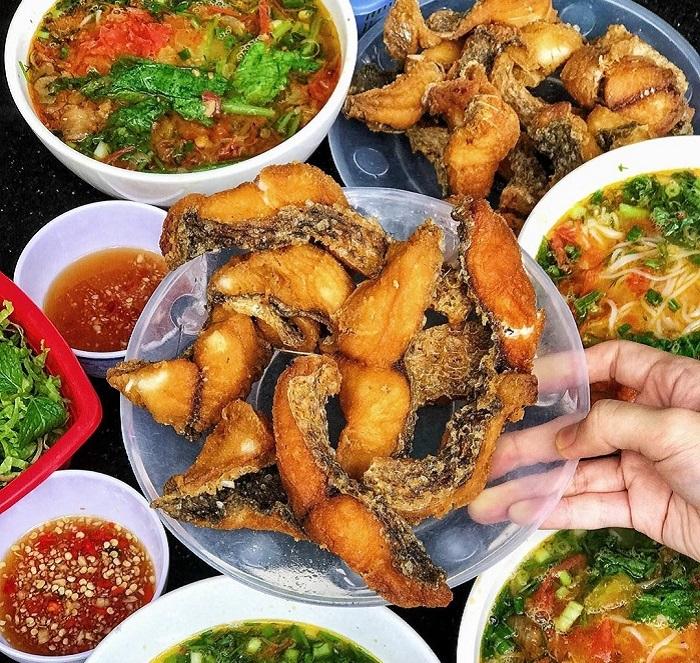 Foodtour: Khám phá Top 12 quán Bún cá nổi tiếng tại TP. Hồ Chí Minh