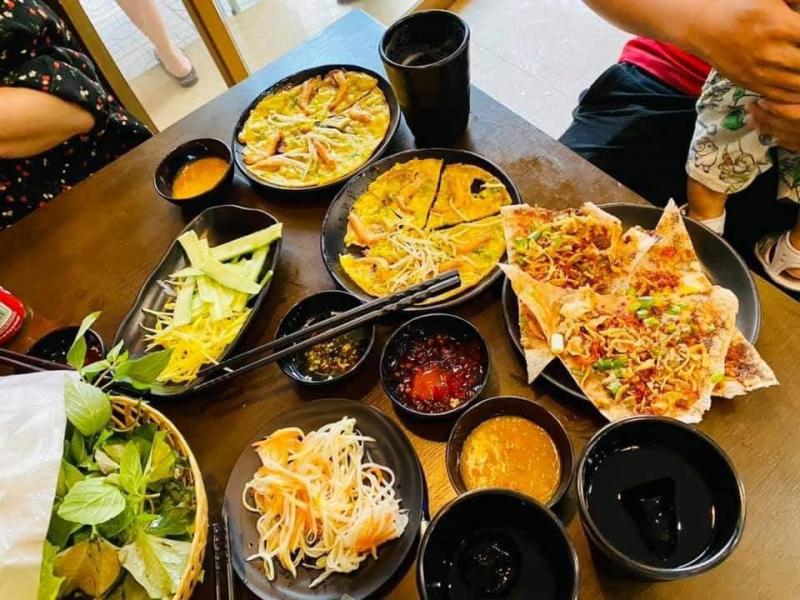 Khám phá Top 8 Quán bánh xèo ngon và rẻ ở Tp. Vinh, Nghệ An