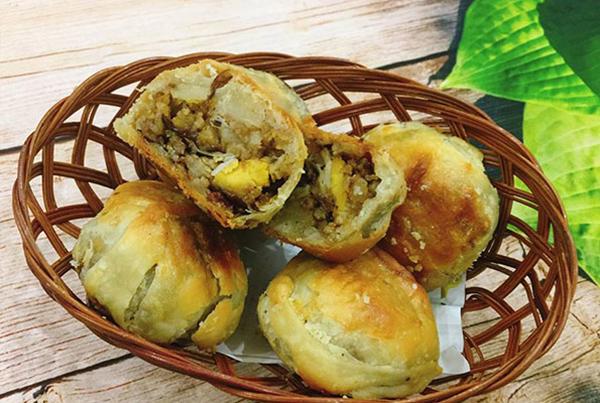 Cách làm bánh xíu páo nhanh chuẩn hương vị