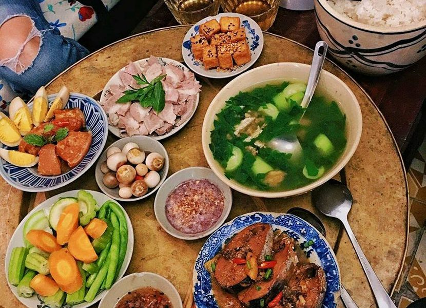 Top 10+ quán ăn ngon phù hợp với dân văn phòng tại Tp. Hà Nội