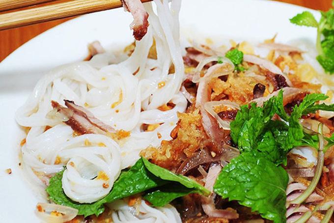 Phở chua Lạng Sơn: món ăn ngon dễ làm