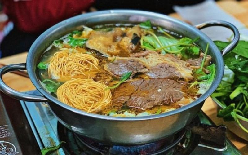 Top 10 quán lẩu bò tại Sài Gòn cực ngon